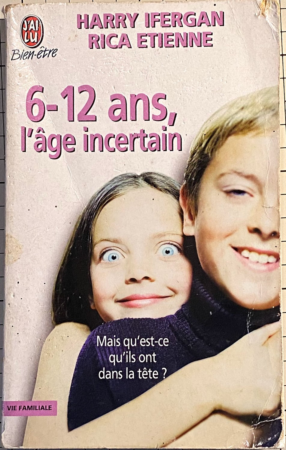 6-12 ans, l'âge incertain : Harry Ifergan, Rica Etienne