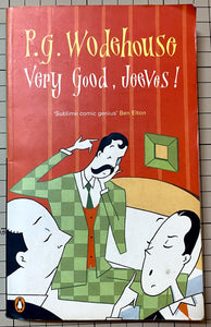 Very good, Jeeves : P. G. Wodehouse