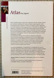 Atlas du Japon : Philippe Pelletier