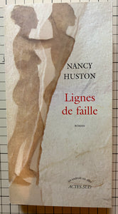 Lignes de faille : Nancy Huston