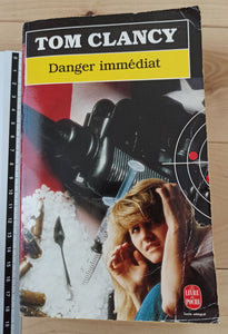 Danger Immédiat : Tom Clancy