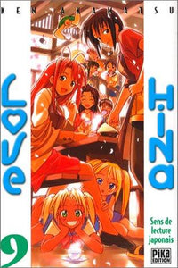 Love Hina, Tome 9 (French Edition) : Ken Akamatsu