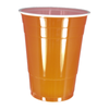 Orange Cups - American Party Cups