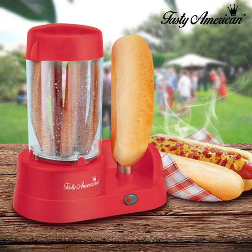 Tasty American Hot Dog Machine - FestFest - Alt du har brug for til en genial fest! - 1