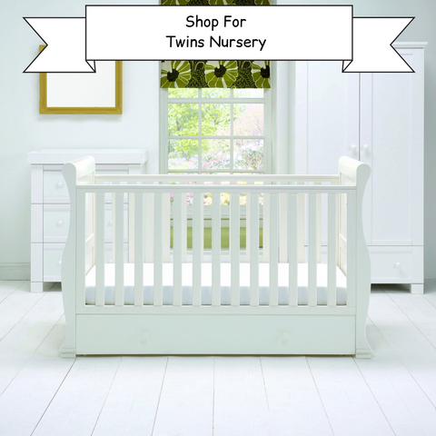 twin furniture nursery
