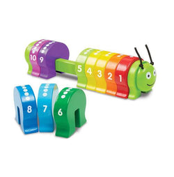 Counting Caterpillar Classic Toy - souzu.co.uk