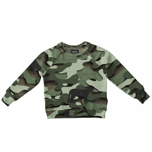 Paper Jungle Sweater - souzu.co.uk