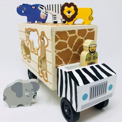 Safari Animal Rescue Truck - souzu.co.uk