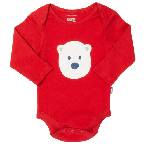 Snow Bear Bodysuit