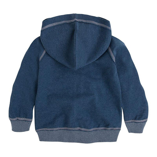 Navy Blue Hoodie - souzu.co.uk