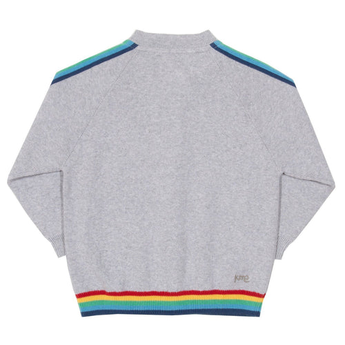 Retro Knit Zippy