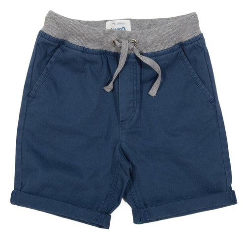 Yacht Navy Shorts
