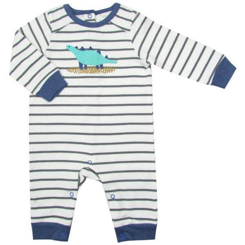 Dino Applique Babygrow - souzu.co.uk