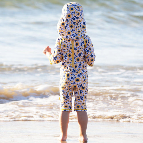 Sea Breeze Sunsuit