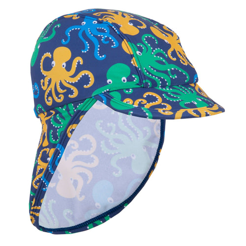 Octopus beach hat