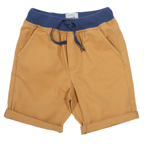 Mini Yacht Shorts Brown