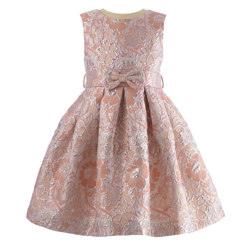 Floral Damask Dress - souzu.co.uk