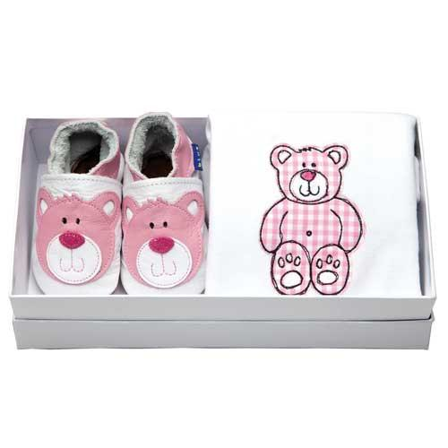 Teddy Pink Gift Set