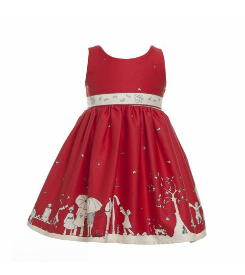 Martha Aunt Eva Dress