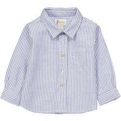 Blue Striped Shirt - souzu.co.uk