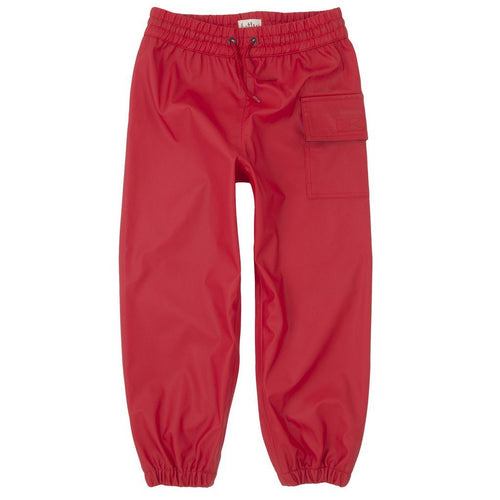 Red Splash Pants - souzu.co.uk