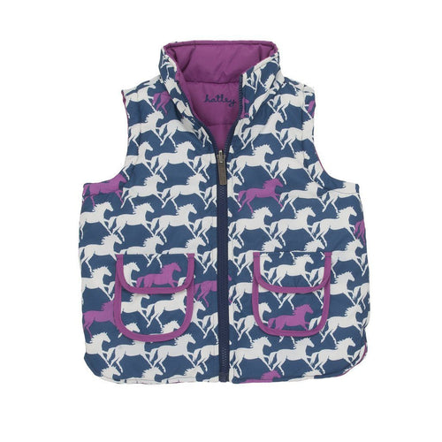 Horse Show Reversible Gilet