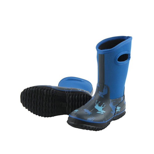 Moose Blue All Weather Boots