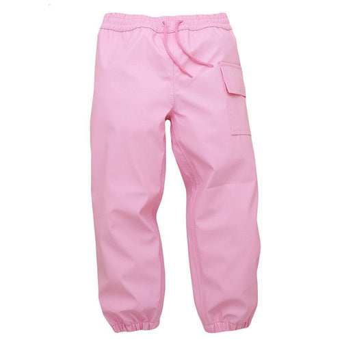 Pink Bliss Splash Pants - souzu.co.uk