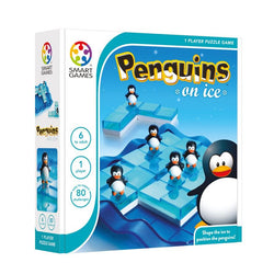 Penguins on Ice - souzu.co.uk