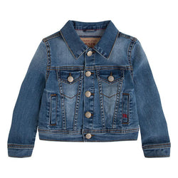 Jean Jacket for Boys - souzu.co.uk
