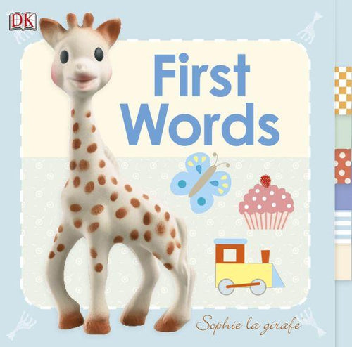 Sophie La Girafe First Words - souzu.co.uk