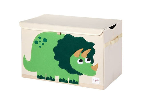 Green Dino Toy Chest