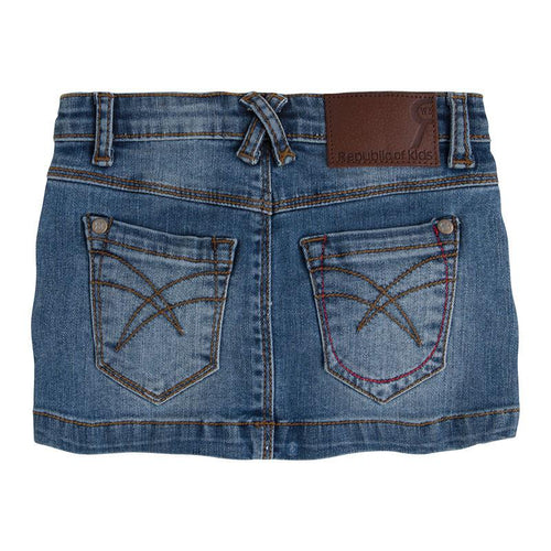 Jean Skirt - souzu.co.uk