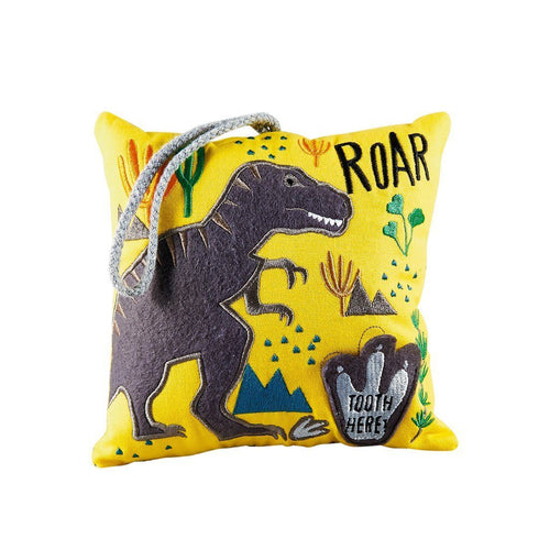 Toothfairy Cushion Dinosaur