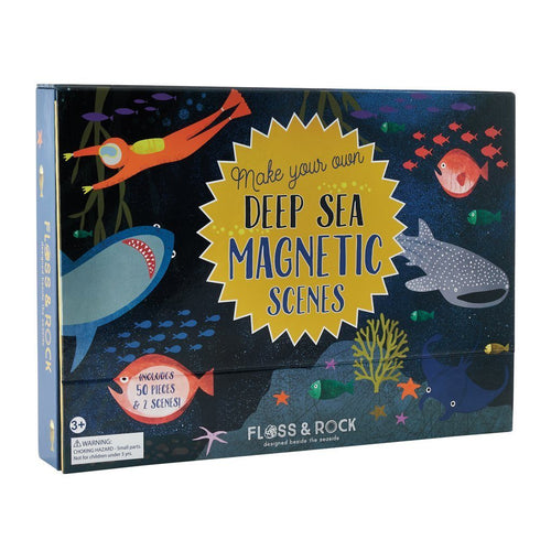 Deep Sea Magnetic Scene Play Scene - souzu.co.uk