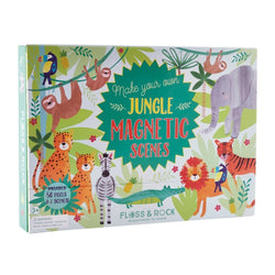 Jungle Magnetic Scene - souzu.co.uk