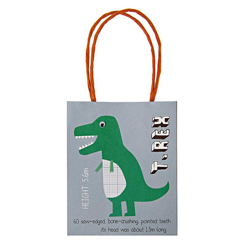 Dinosaur Party Bags - souzu.co.uk