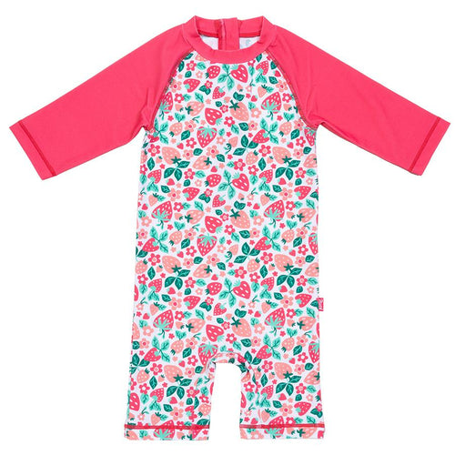 Very Berry Sunsuit