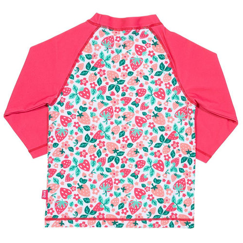 Very Berry Rash Vest