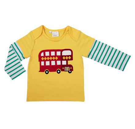 London Bus T-Shirt - souzu.co.uk