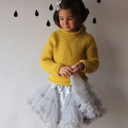 Soft Grey Tutu - souzu.co.uk