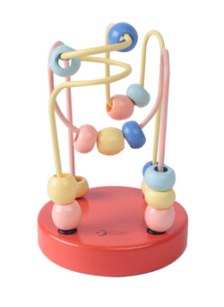 Pastel Mini Bead Coaster Classic World - souzu.co.uk