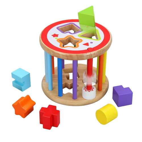 Shape Sorter Classic World