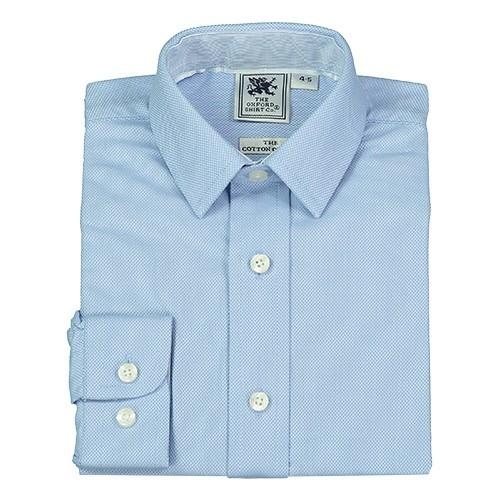 Blue Shirt - souzu.co.uk