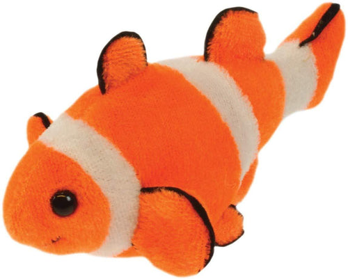 Clown Fish Finger Puppet - souzu.co.uk