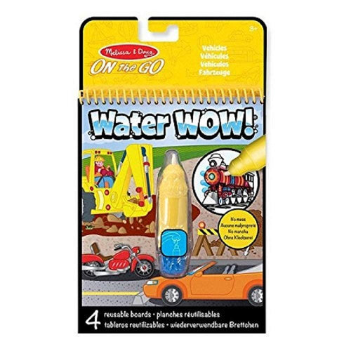 Water WOW Vehicles - souzu.co.uk
