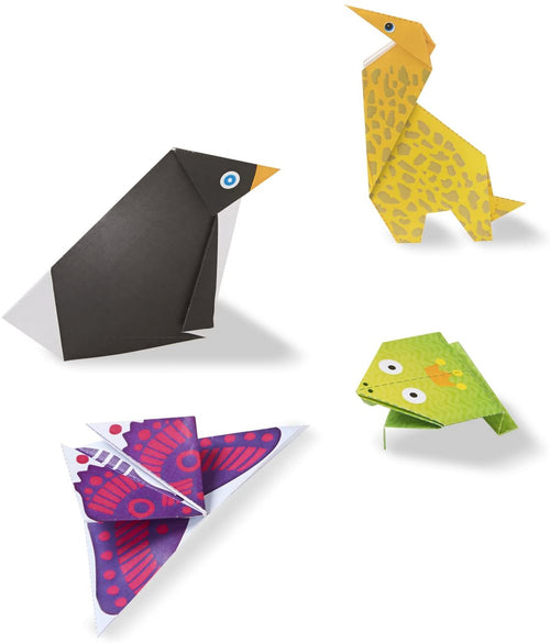 On-The-Go Origami Activity
