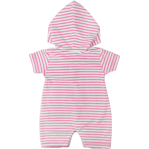 Sea Delight Stripe Beach Romper