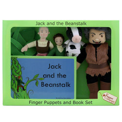 Jack & The Beanstalk Traditional Story Set - souzu.co.uk