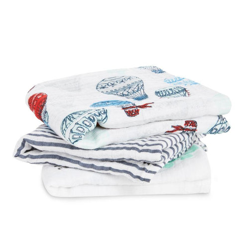 Dream Ride Muslins Pack of 3